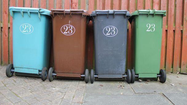 Vývoz odpadu - papier