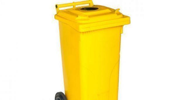 Vývoz odpadu - plasty + kovové odpady