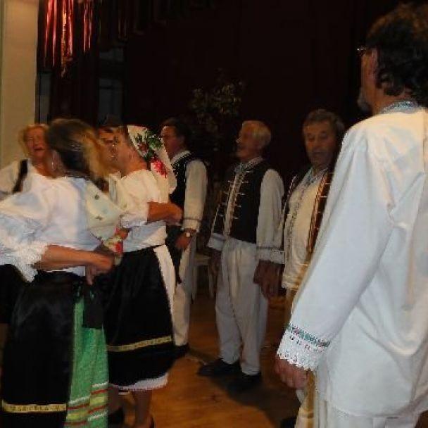 Rok na dedine 2012