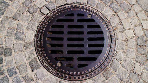 Kanalizácia nie je odpadkový kôš