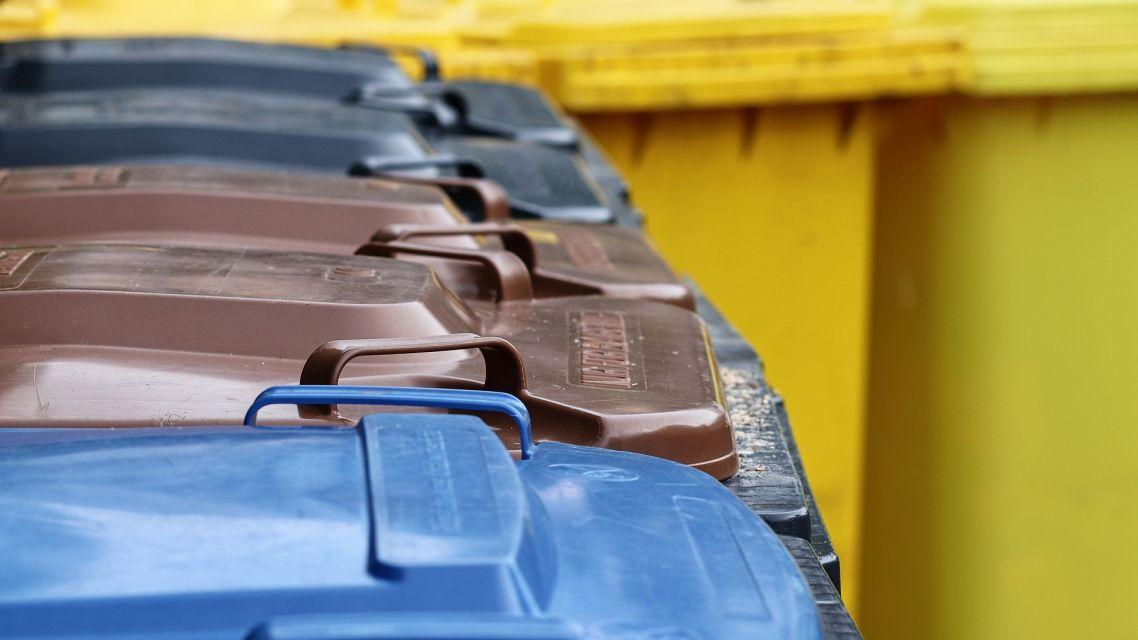 Harmonogram vývozu komunálneho a separovaného odpadu v roku 2020