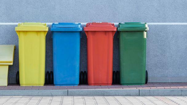 Úroveň vytriedenia komunálnych odpadov v obci Lužianky