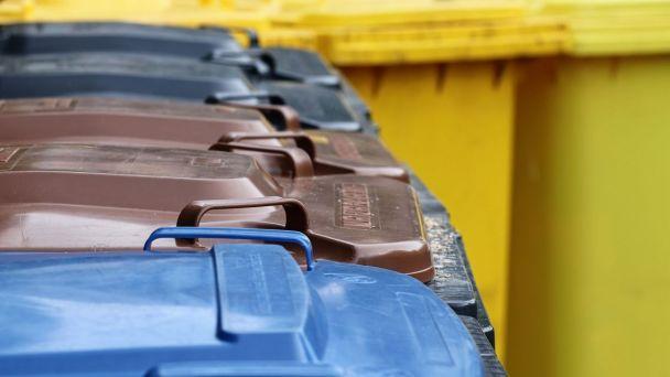 Vývoz komunálneho odpadu 26.2.2021